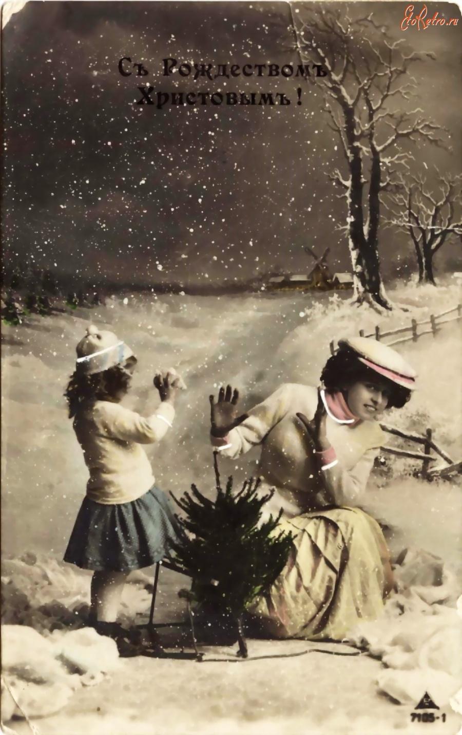 Пожелание спокойной, старинные открытки с рождеством фото