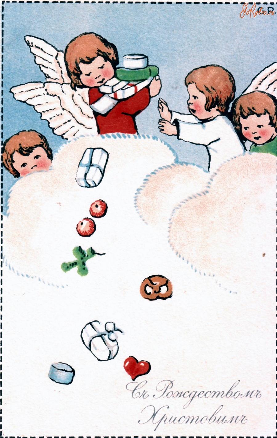 Ретро-открытка (1 фото)