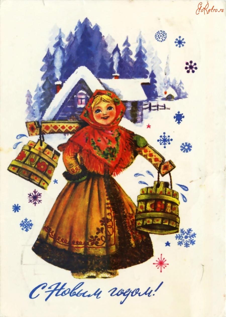 Картинках приколы, как рисовали старые открытки