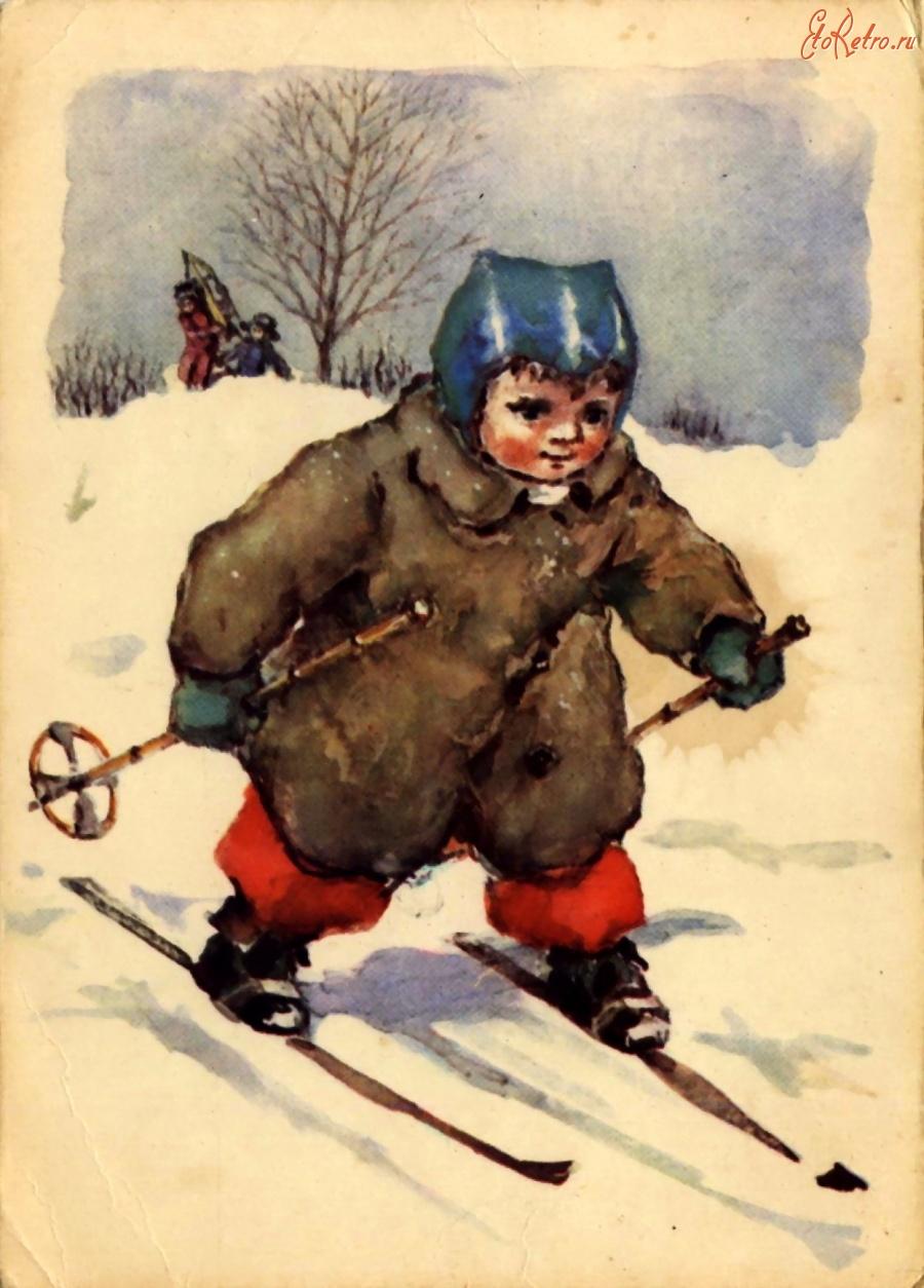 Фото старых открыток ссср