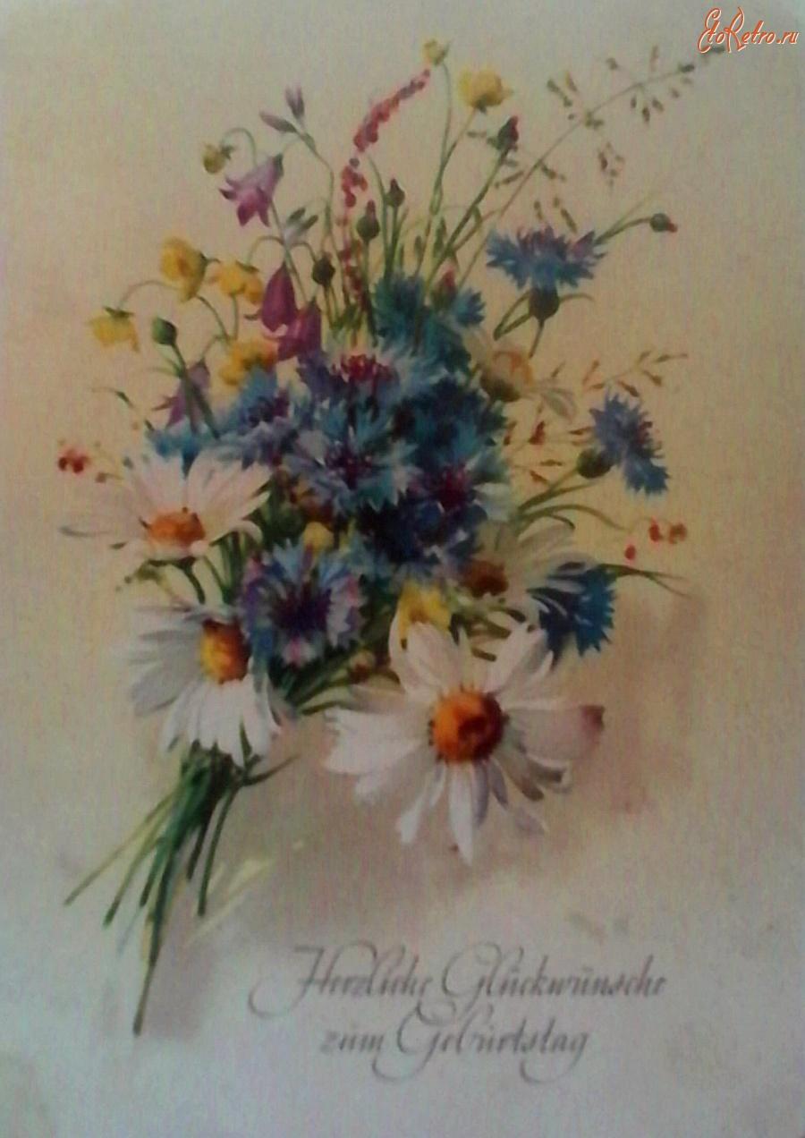 Открытка с днем рождения полевые цветы с надписями, дню сварщика спасибо