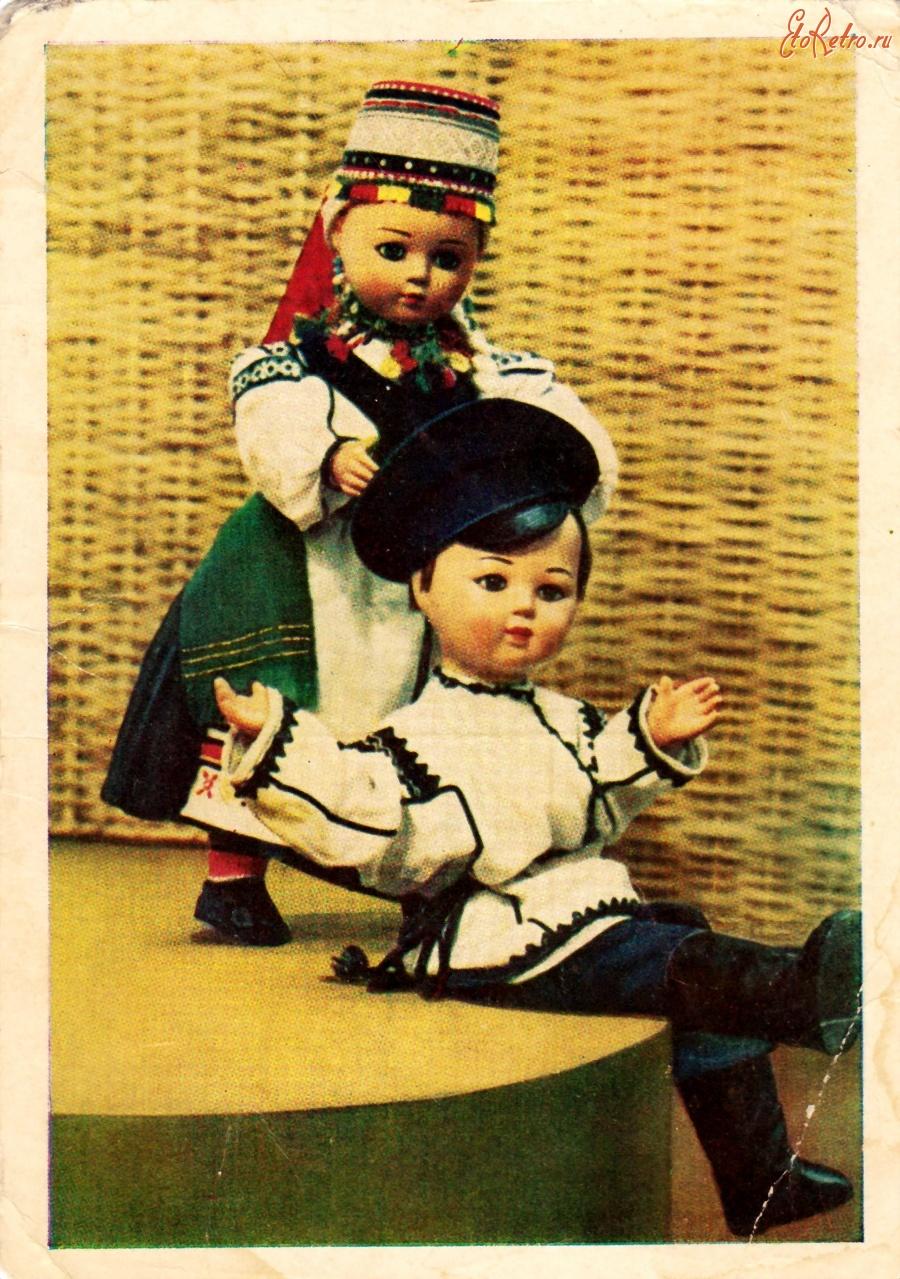 Открытки с куклами фото
