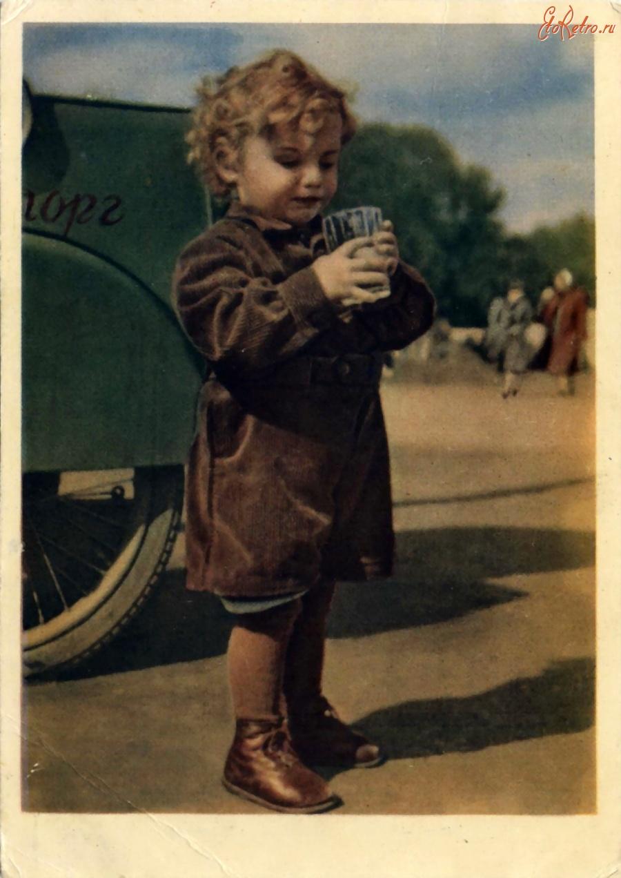 Советские дети и фото
