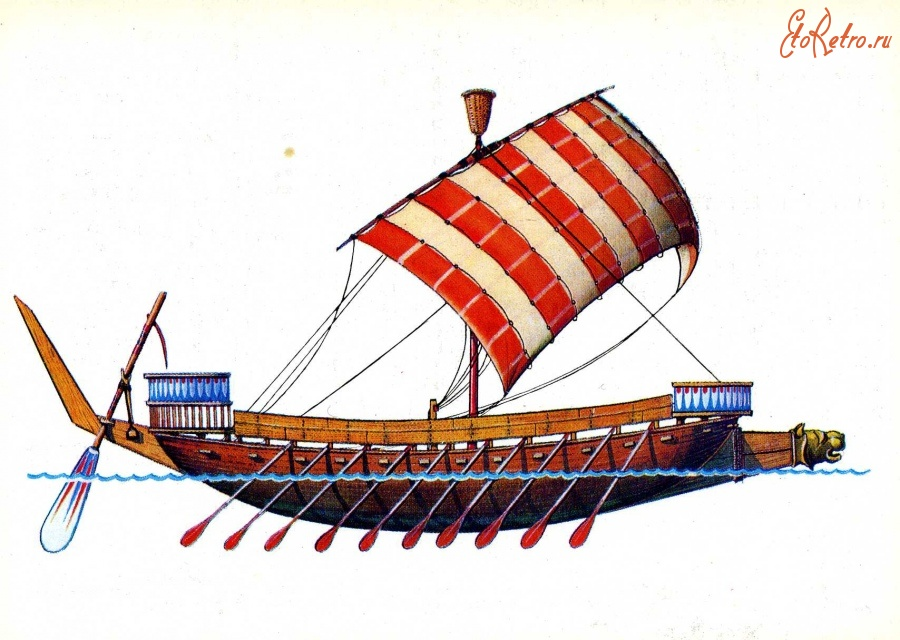 Египетские корабли картинки