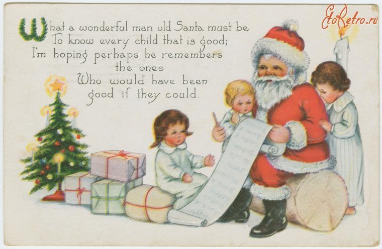 Своими руками, открытки на новый год на английском языке своими