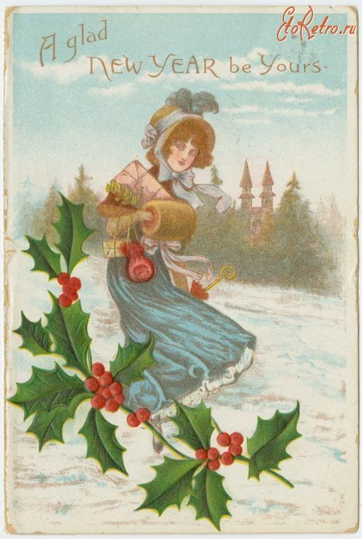 Мужика прикольные, рождественские открытки из австрии
