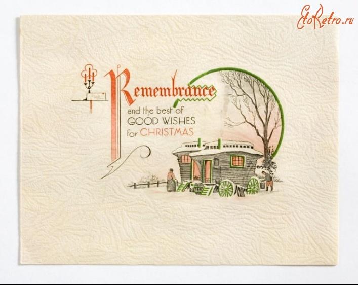 Открытка, открытки 1930-1940