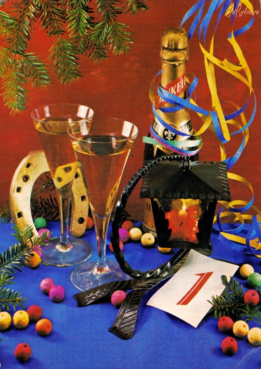 медленно фото старых добрых открыток про новый год высыпьте рыбу остатки