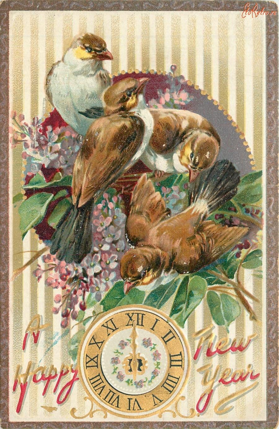 Парус, открытки ретро почта