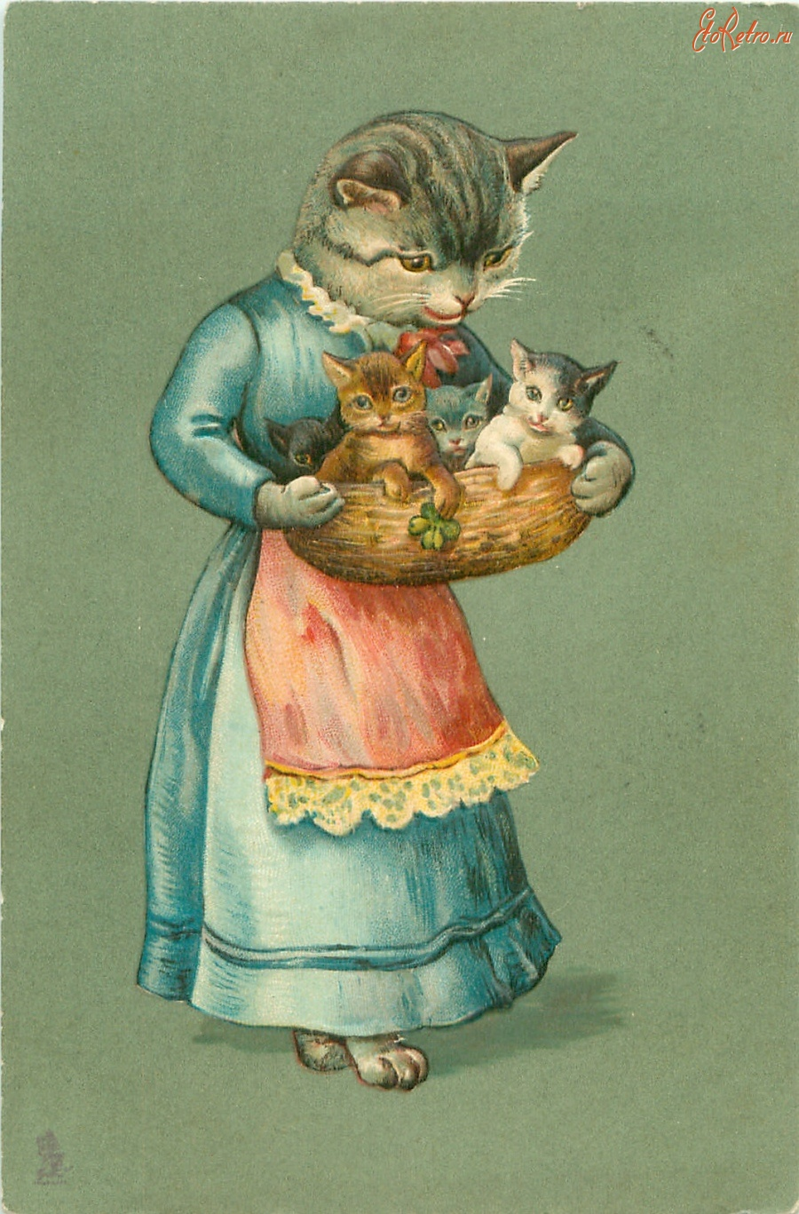 Старые картинки с котятами