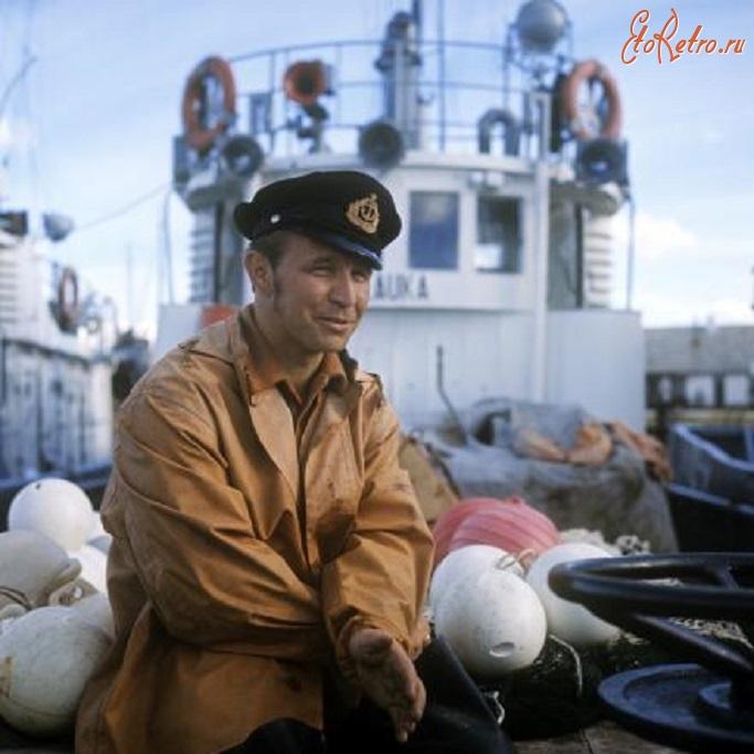о. капитанов рыболов