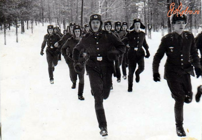 И офицеры советской армии армия