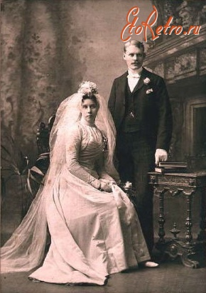 Ретро свадьба приметы свадебные