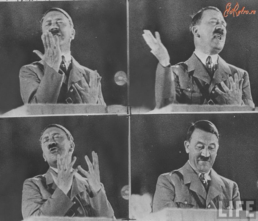 Редкие фотографии Гитлера - Разное > Ретро знаменитости - ЭтоРетро ...