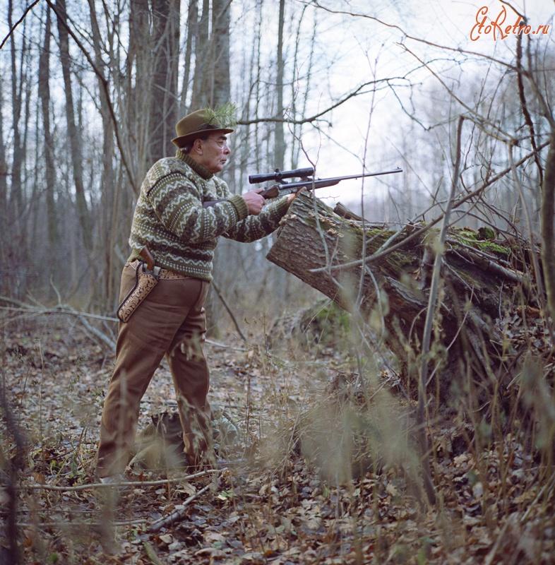 старые фильмы про охоту и рыбалку