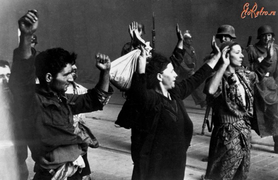 варшава 1944 фото