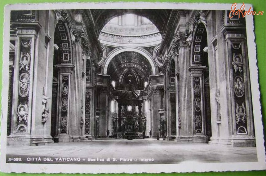 Vaticano Interno