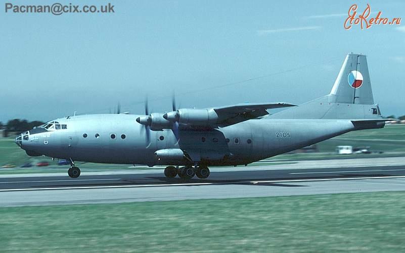 """Ан-12 ( """"Куб """" по классификации НАТО) создавался как военно-транспортный самолет для Советских ВВС, первый полет..."""
