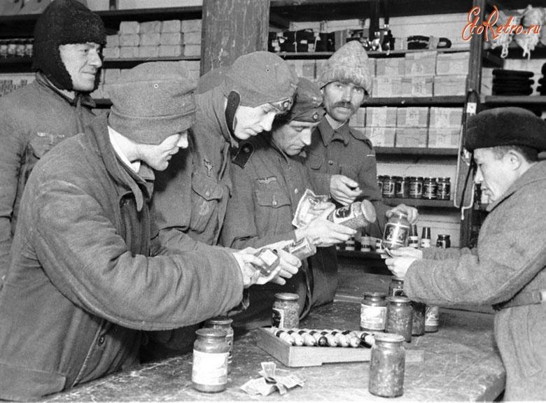Сколько немецких военнопленных было на территории советского союза?