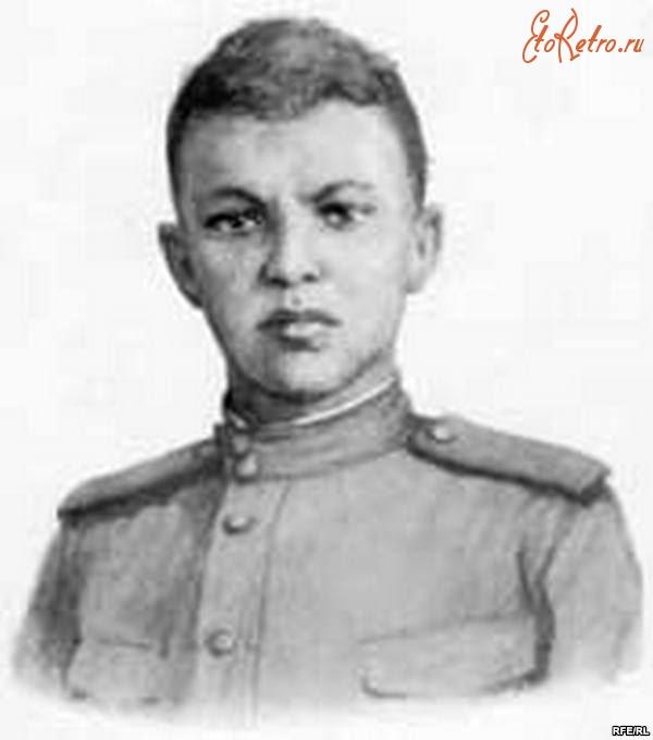 герой советского союза рыбак ульян александрович