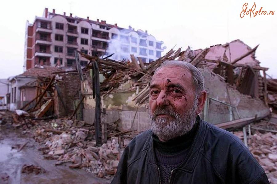 a narrative of nato and the united states 1999 civil war against kosovo