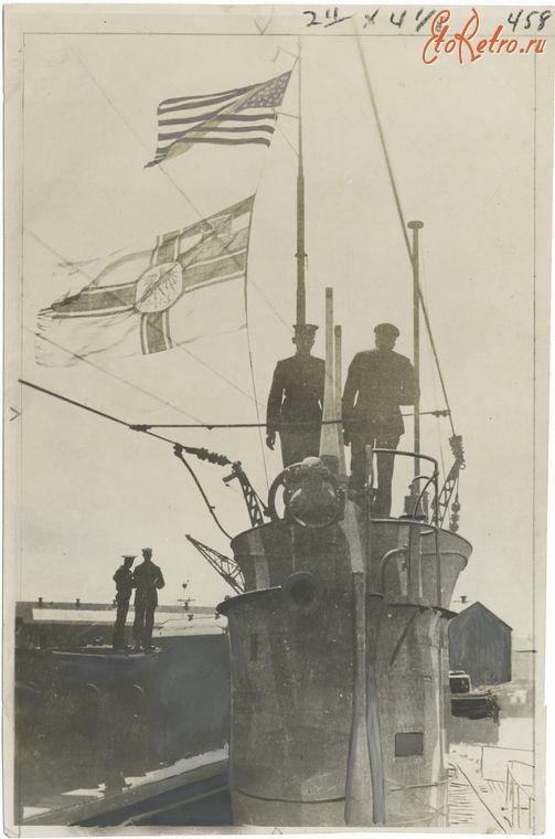 подводные лодки города мурманска