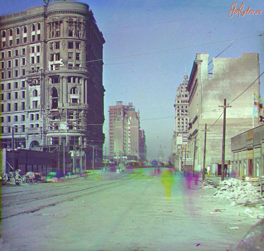 Этот день в истории: 1906 год — землетрясение в Сан-Франциско ... | 856x900