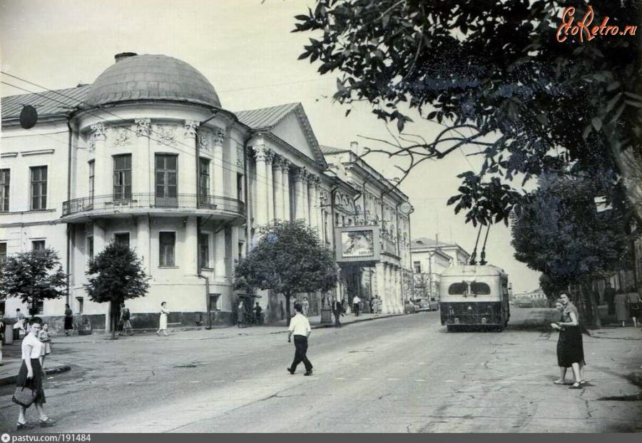 Фото старой рязани
