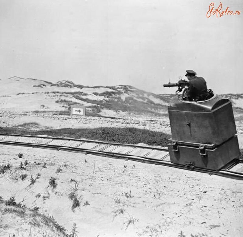 Тренажер для летчиков Первой мировой