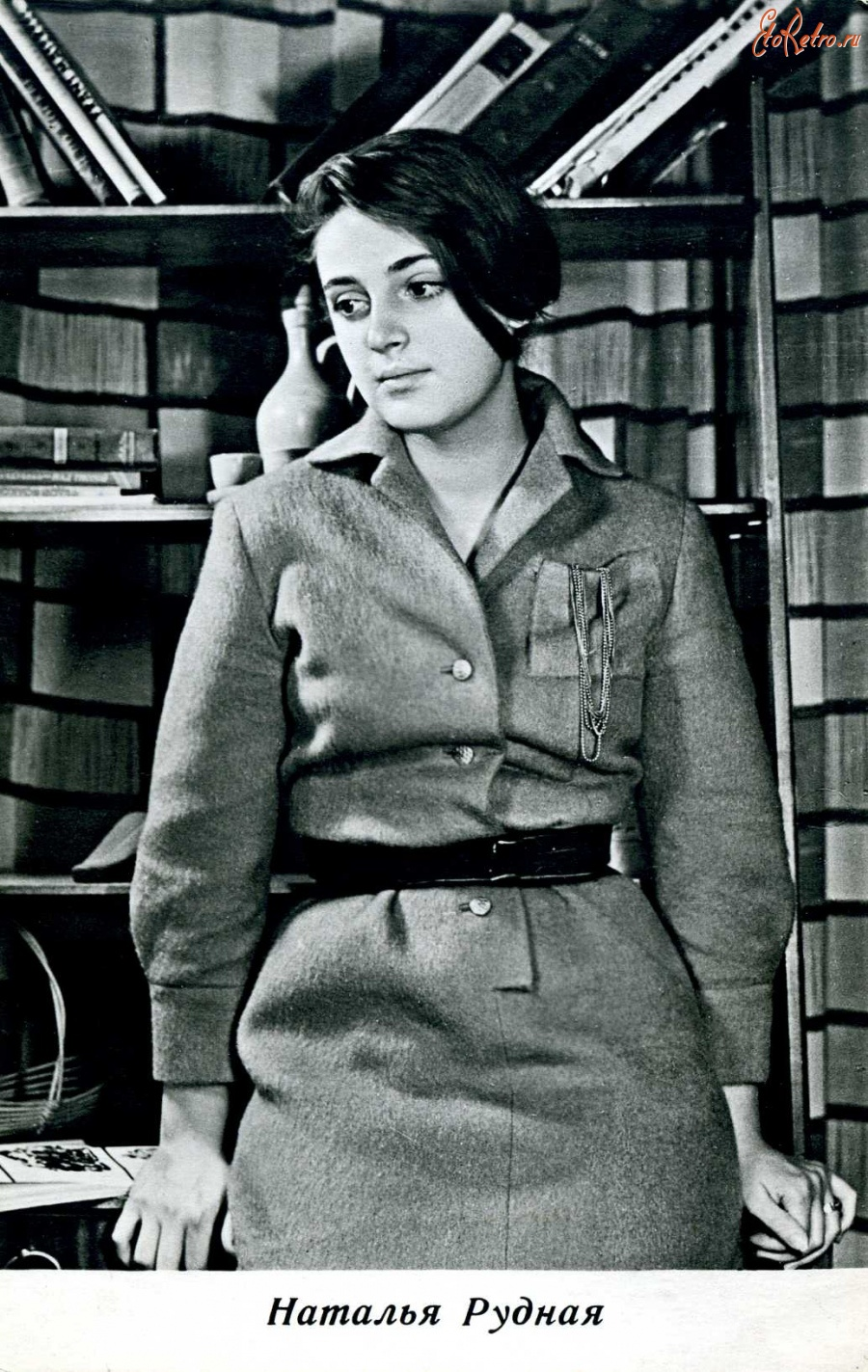 первую актриса наталья рудная фото табличка профилем