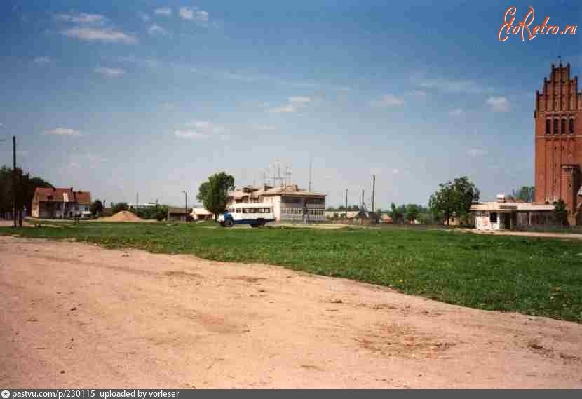 Поселок правдинск старые фото