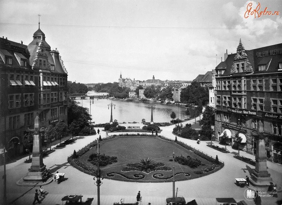 старый кенигсберг фото города отзыв широко