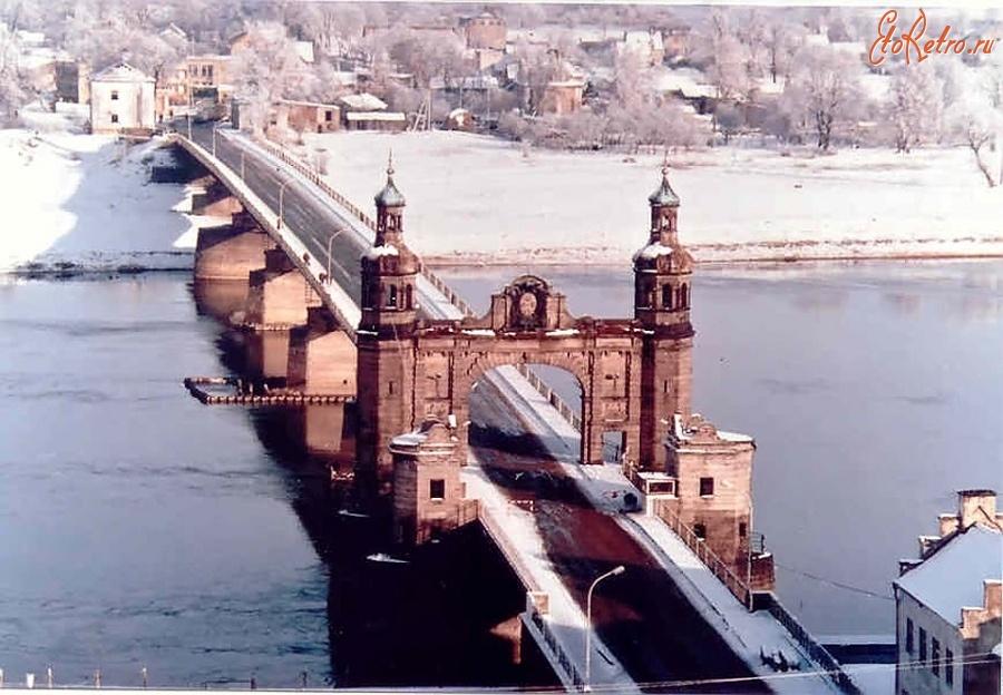 мост королева луиза г советск фото луизы стиле