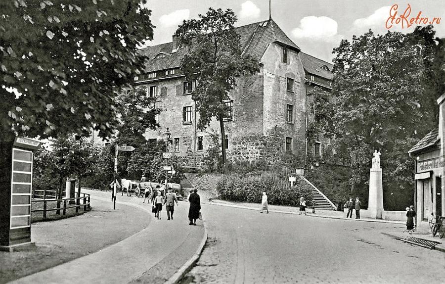 Старые фото города черняховска