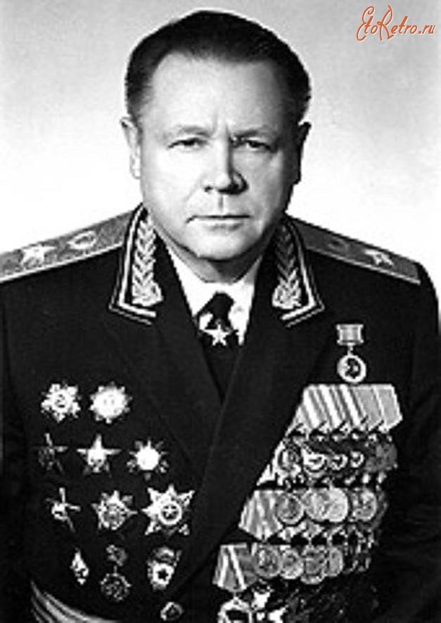 Фото генерала гусев в с