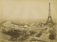 Париж - L'exposition universelle de Paris de 1889 Франция , Метрополия Франция , Иль-де-Франс , Париж