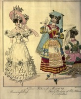 Ретро мода - 2. World of Fashion 1829.
