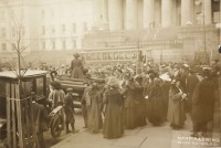 Вашингтон - The 1913 Women's Suffrage Parade США , Вашингтон (округ Колумбия)