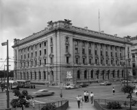 Кливленд - Old Federal Building and Post Office,Cleveland США , Огайо